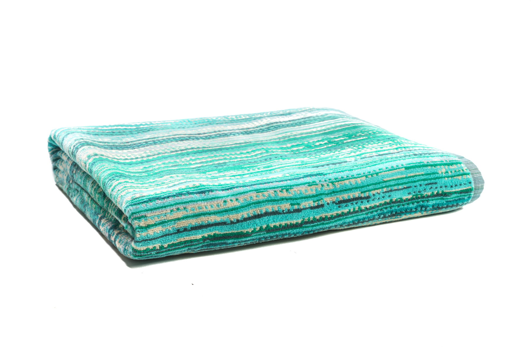 Badetuch Green Grass 100x150