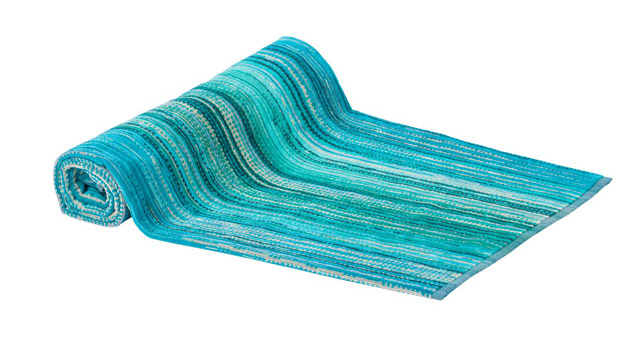 Beach Towel Green Grass 100x180