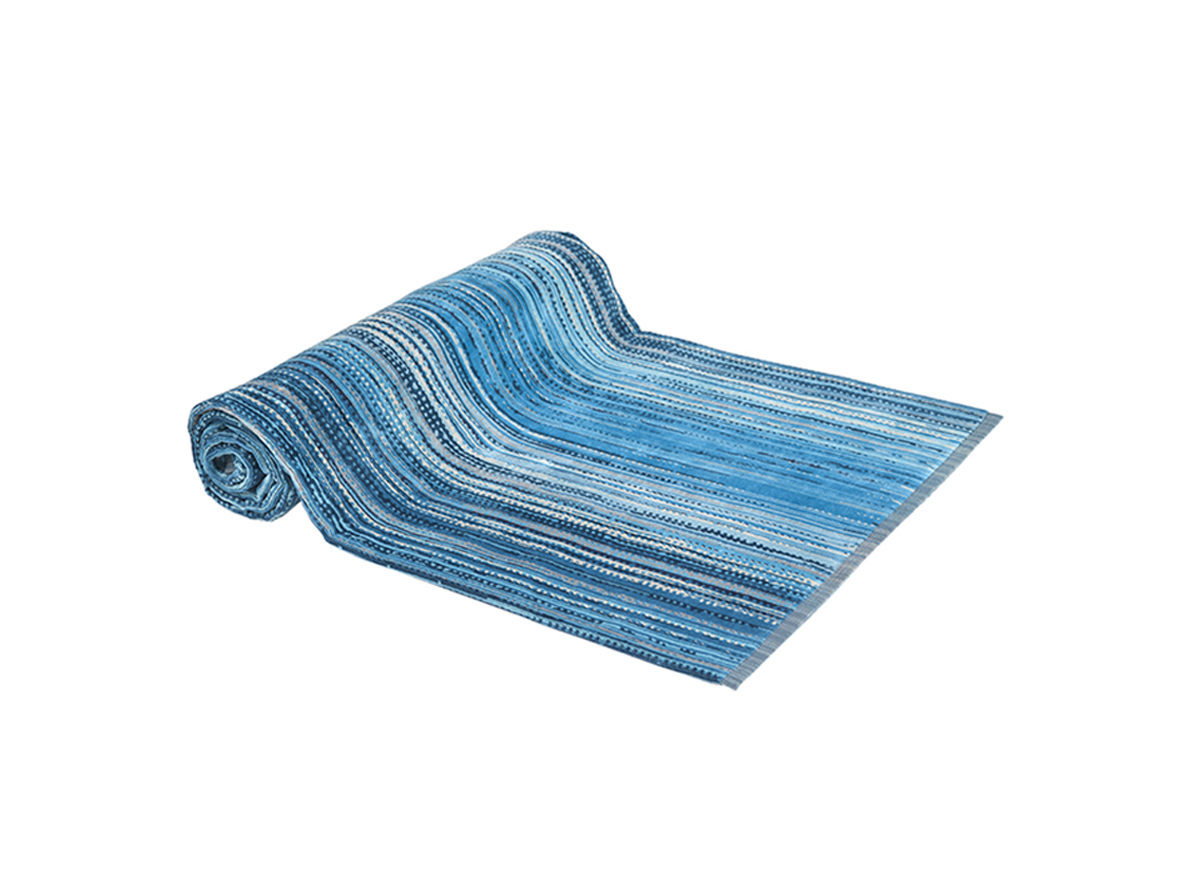 Beach Towel Blue Grass 100x180