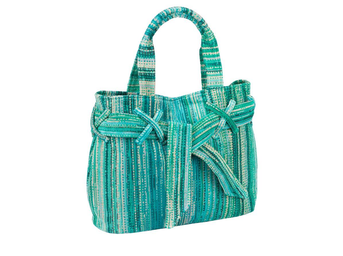 Green Grass Beach Bow Bag